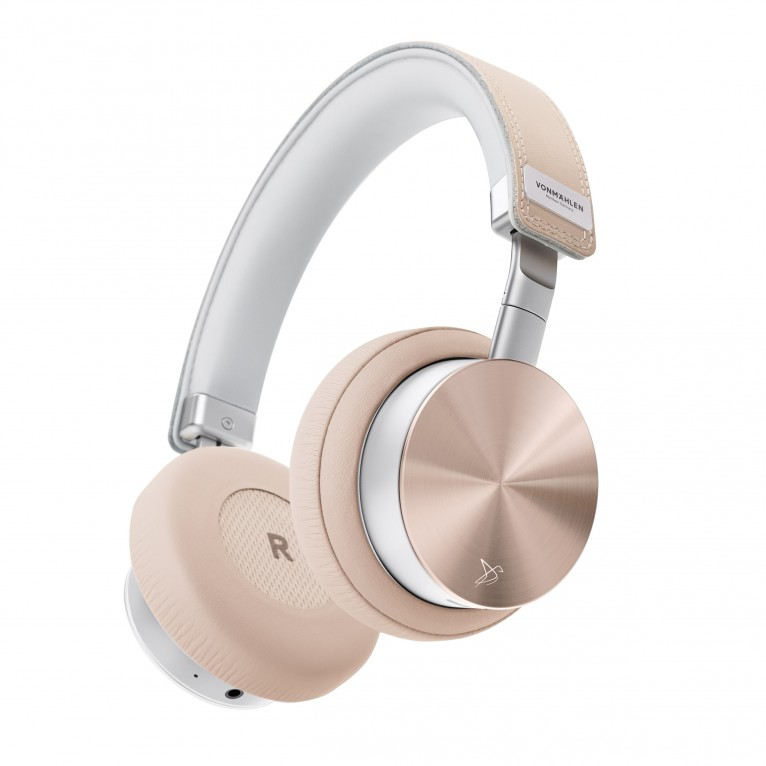 Wireless Concert One - The Bluetooth Headphones rose gold